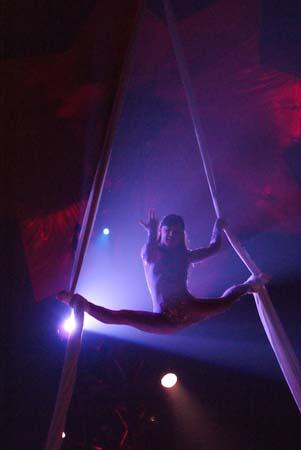 Bilder von der Circus Night 2009