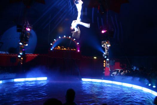 Bilder von der Circus Night 2004: Unterhaltungsshow