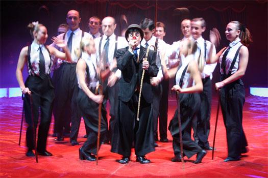 Bilder von der Circus Night 2004: Gala-Abend