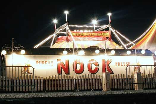 Bilder von der Circus Night 2005: Apéro