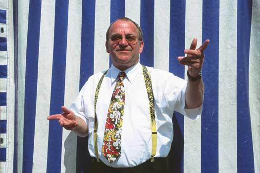 Bilder von der Circus Night 1999-2001