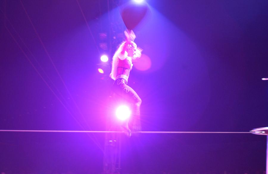 Bilder von der Circus Night 2008