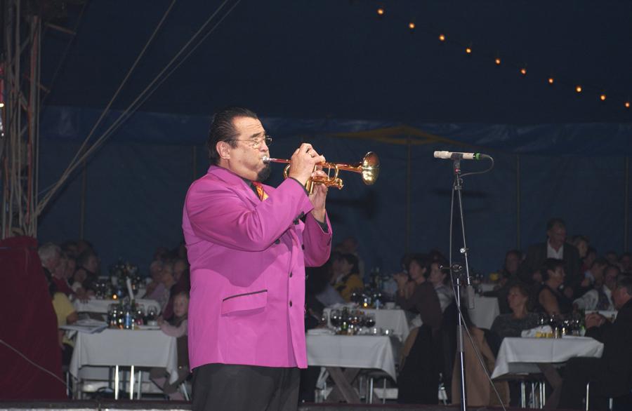 Bilder von der Circus Night 2008: Special Guests