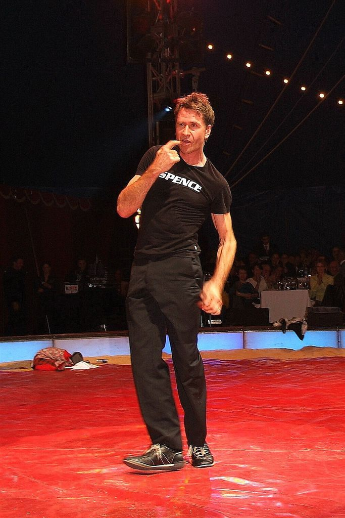 Bilder von der Circus Night 2007: Special Guests