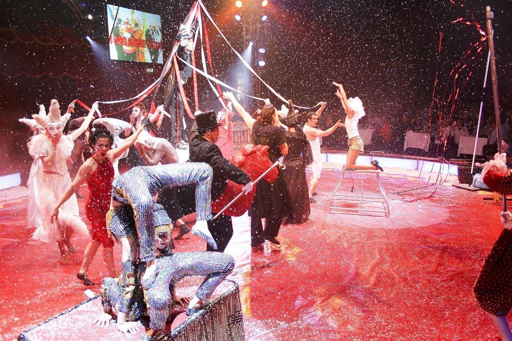 Bilder von der Circus Night 2007: Unterhaltumgsprogramm